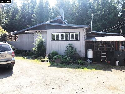 Ketchikan Single Family Home For Sale: 14172 Trollers Road