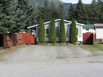 Juneau Borough Mobile Home For Sale: 9951-91 Stephen Richards Memorial Drive