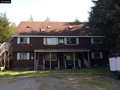 Juneau Multi Family Home For Sale: 1995 Lemon Creek Road