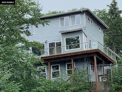 Ketchikan AK Single Family Home For Sale: $325,000