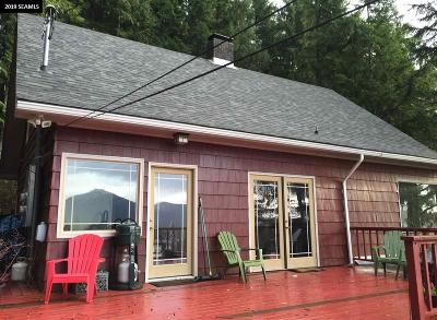 Ketchikan Gateway Borough Single Family Home For Sale: 648 Main Street