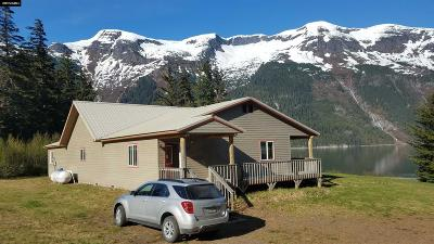 Haines Single Family Home For Sale: 8.5 Mile Lutak Beach Road