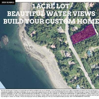 Juneau Residential Lots & Land For Sale: Nhn Andreanoff Drive