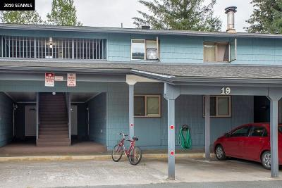 Juneau Condo/Townhouse For Sale: 3264 Mendenhall Loop Road