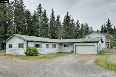 Juneau Single Family Home For Sale: 10130 Silver Street