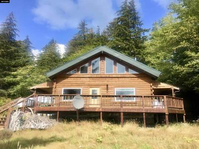 Kasaan AK Single Family Home For Sale: $339,000