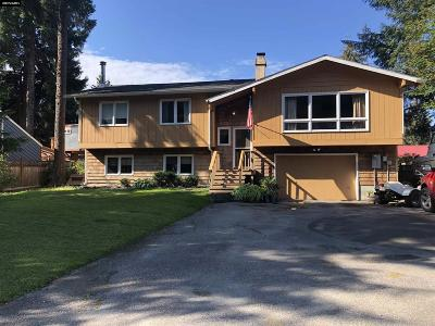 Juneau Single Family Home For Sale: 3051 Glacierwood Drive