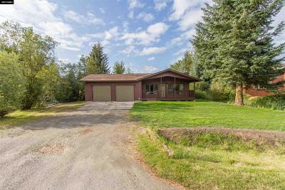 Juneau Single Family Home For Sale: 8887 Cedar Court