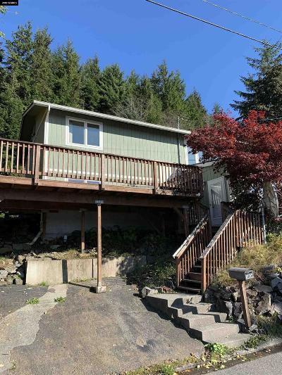 Ketchikan Single Family Home For Sale: 3806 Fairview Avenue