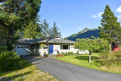 Sitka AK Single Family Home For Sale: $379,000