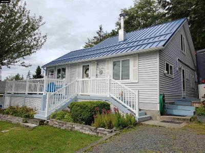 Ketchikan Single Family Home For Sale: 2712 Fourth Avenue