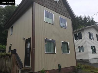 Ketchikan Gateway Borough Single Family Home For Sale: 1056 Woodland Avenue