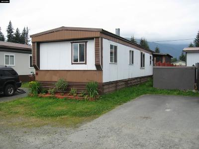 Mobile Home For Sale: 8477 Thunder Mountain Road