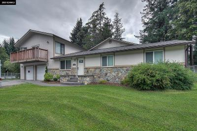 Juneau Single Family Home For Sale: 3159 Tongass Blvd.