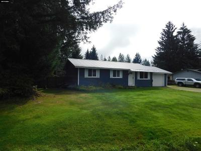 Juneau Single Family Home For Sale: 3828 Melrose Street