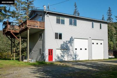 Juneau Single Family Home For Sale: 25020 Glacier Highway