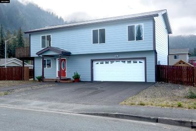 Juneau Single Family Home For Sale: 8110 Easy Street
