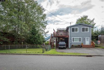 Ketchikan AK Single Family Home For Sale: $363,000