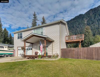 Juneau Single Family Home For Sale: 4324 Manor Avenue