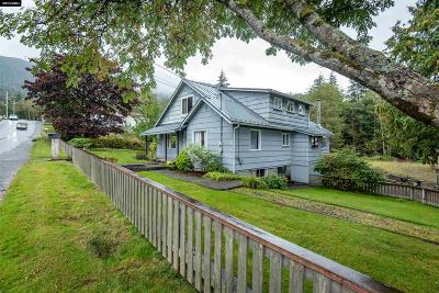 Ketchikan AK Single Family Home For Sale: $419,000