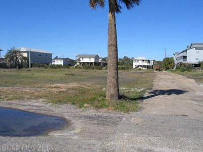 Gulf Shores Residential Lots & Land For Sale: 1050 Beach Blvd