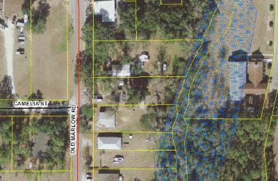 Magnolia Springs Residential Lots & Land For Sale: 12430 Old Marlow Rd