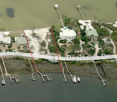 Orange Beach Residential Lots & Land For Sale: Peninsula Dr #Lt 9,  9