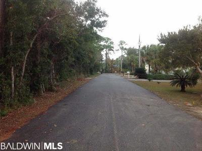 Orange Beach Residential Lots & Land For Sale: 4855 Boat Street
