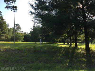 Magnolia Springs Residential Lots & Land For Sale: Pandion Drive #Lot 7