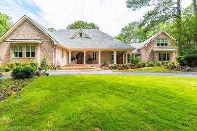 Daphne, Fairhope, Spanish Fort Single Family Home For Sale: 703 Hillwood Circle