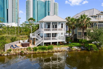 Orange Beach Single Family Home For Sale: 3234 Mariner Circle