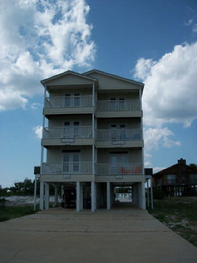 Gulf Shores Condo/Townhouse For Sale: 1432 West Lagoon Avenue #B