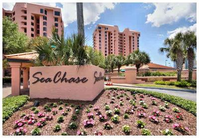 Seachase Center, Seachase East, Seachase West Condo/Townhouse For Sale: 25240 Perdido Beach Blvd #1004C