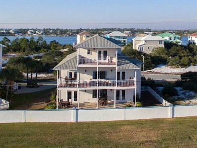 Perdido Key Single Family Home For Sale: 321 Gulfview Ln