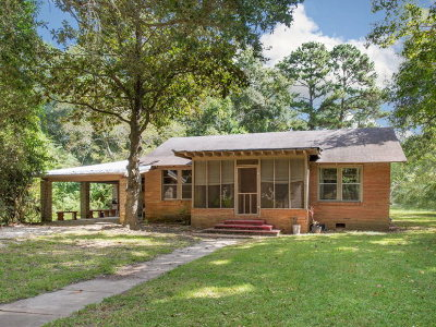 Fairhope Single Family Home First Right Of Refusal: 17348 Confederate Rest Road