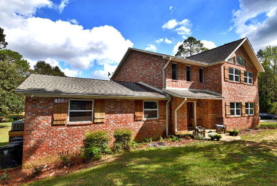 Fairhope Single Family Home For Sale: 18676 Highland Drive