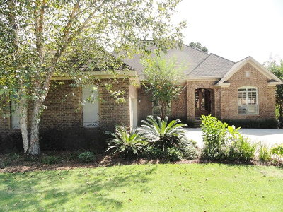 Spanish Fort Single Family Home For Sale: 8241 Pine Run