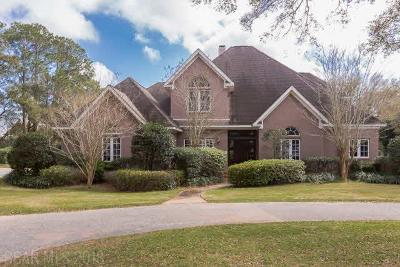 Gulf Shores Single Family Home For Sale: 21490 Cotton Creek Dr