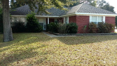 Foley Single Family Home For Sale: 12322 Moon Glow