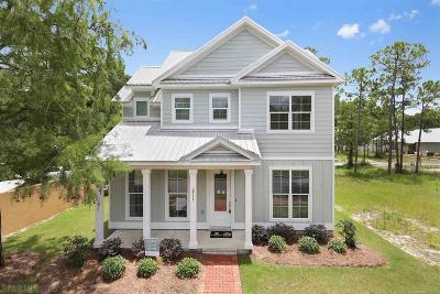 Gulf Shores Single Family Home For Sale: 2717 Bienville Avenue