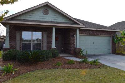 Foley Single Family Home For Sale: 1863 Arcadia Drive