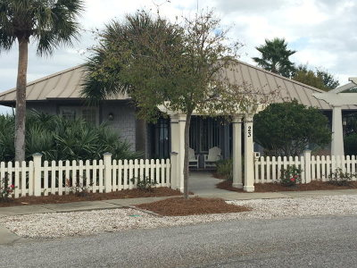 Gulf Shores Single Family Home For Sale: 8709 Greenwich Court