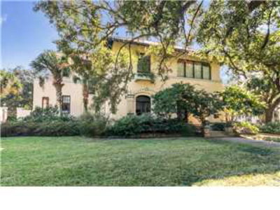 Mobile County Single Family Home For Sale: 1615 Government St