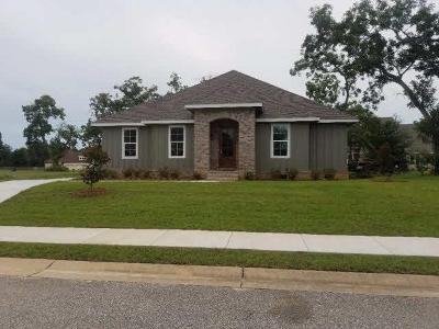 Fairhope Single Family Home For Sale: 17716 Burwick Loop
