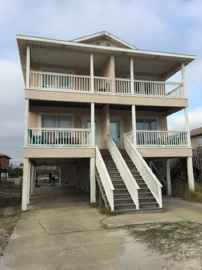 Gulf Shores Condo/Townhouse For Sale: 324 West West Beach Boulevard #A&B