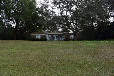Summerdale Single Family Home For Sale: 14851 Bluff Road