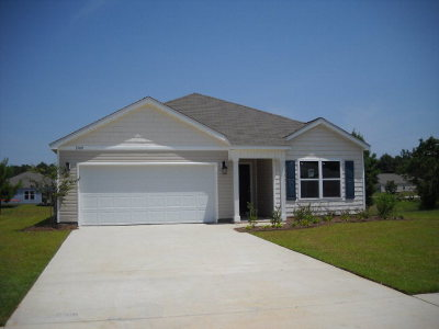 Foley Single Family Home For Sale: 17449 Harding Drive
