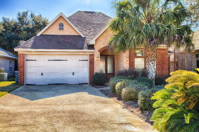 Gulf Shores Single Family Home For Sale: 83 Lagoon Dr