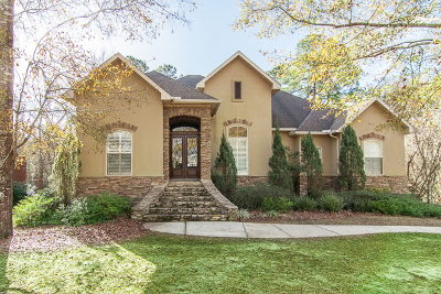 Spanish Fort Single Family Home For Sale: 30443 Middle Creek Circle
