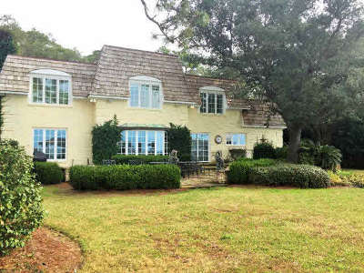 Point Clear Single Family Home For Sale: 14783 Scenic Highway 98